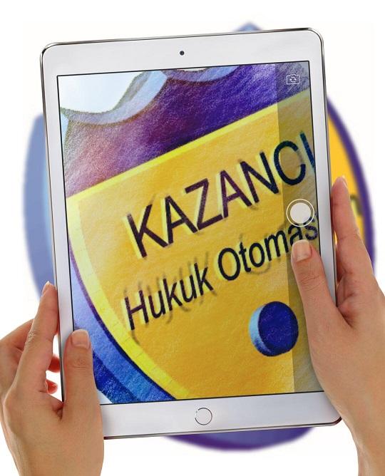 KAZANCI HUKUK OTOMASYON Logo